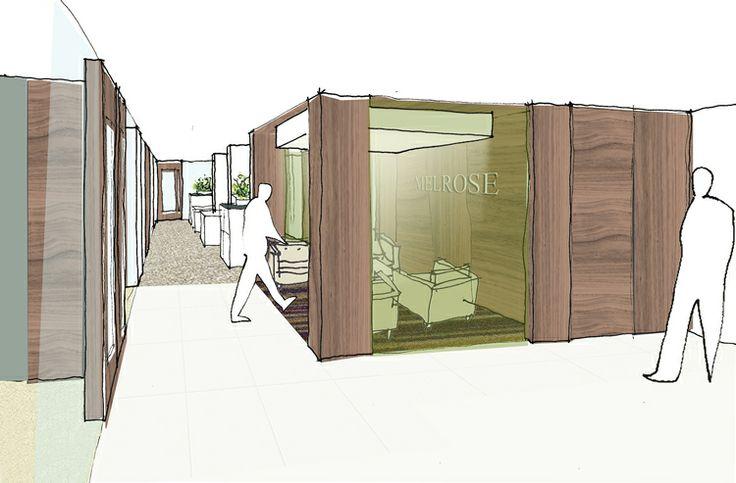 Melrose, London. 2011. Design&Illustration by Laura Ramón Frontelo