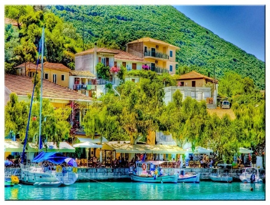 GREECE CHANNEL | Vasiliki, Lefkada.