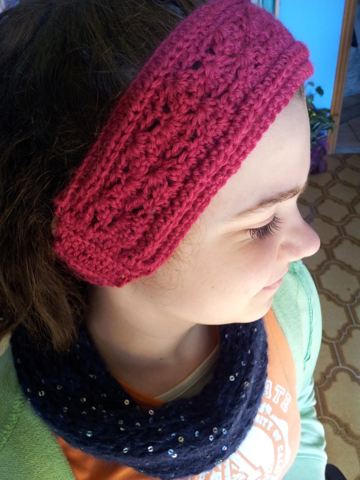 Let it snow headband