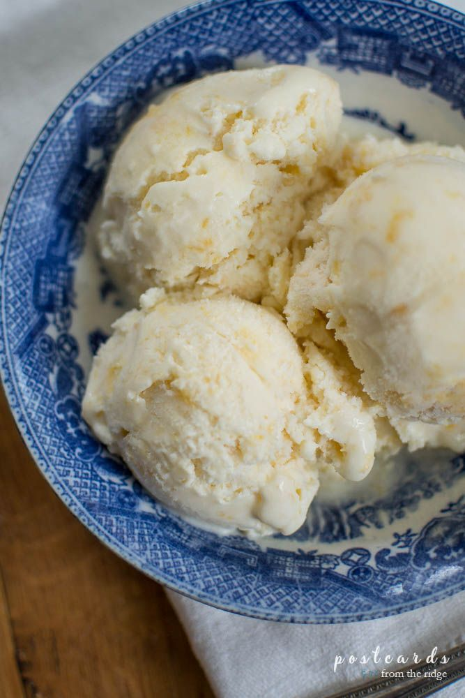 The best peach ice cream recipe for your cuisinart ice cream maker.