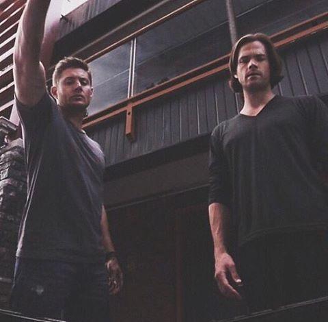 Dean Winchester // Sam Winchester
