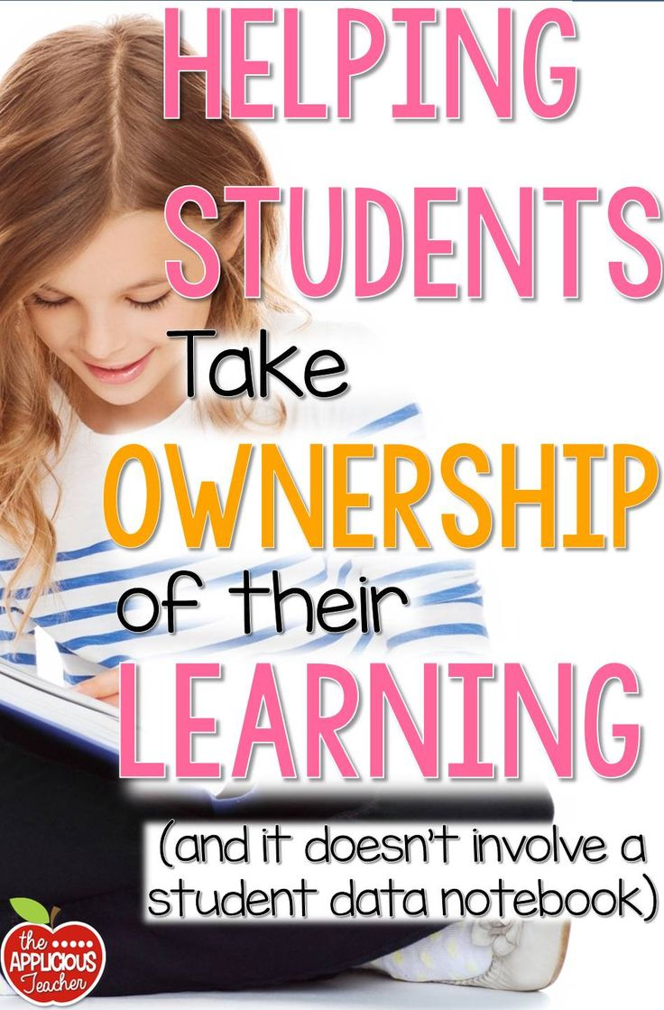 Helping students take ownership of their learning WITHOUT the use of a data notebook? Yes please!