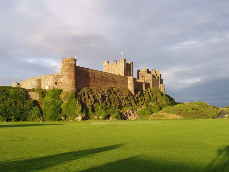 England. I want to go to a lot of places in England but I really want to see an old castle