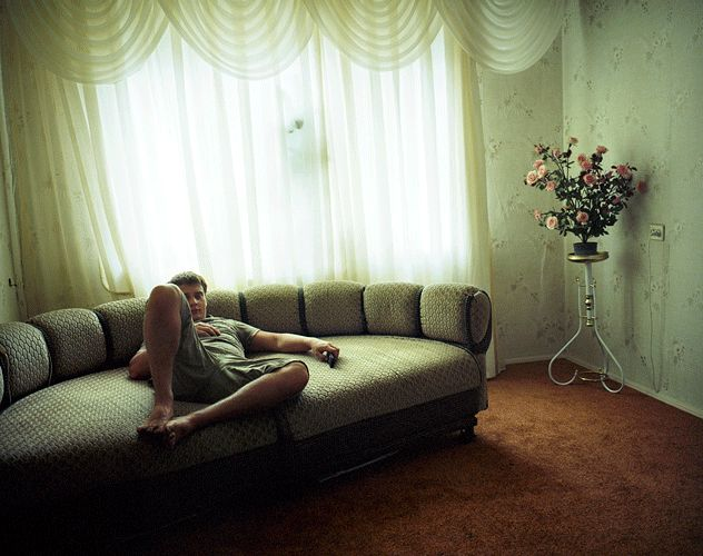By Rafal Milach from his series 7 Rooms ©Rafal Milach