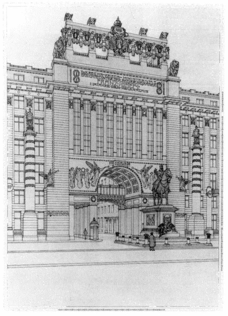Inspirational Otto Wagner