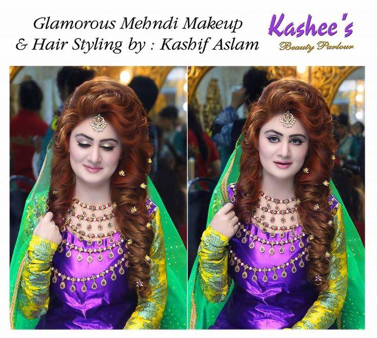 Mehndi Function Makeup Dailymotion : Mehndi makeup and hair videos vidalondon