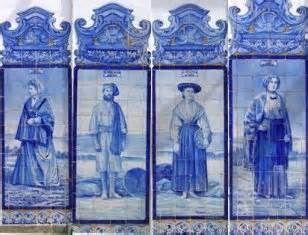 Estação de Aveiro - Portuguese Tiles, Azulejos, Portugal