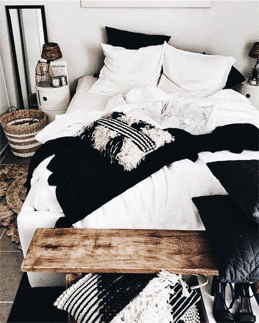 Die besten 25+ Jugendzimmer schwarz weiß ikea Ideen auf Pinterest - schlafzimmer schwarz weiß