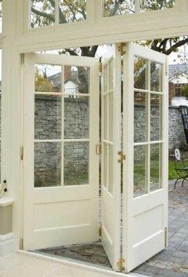 puertas interiores en vidrio y madera