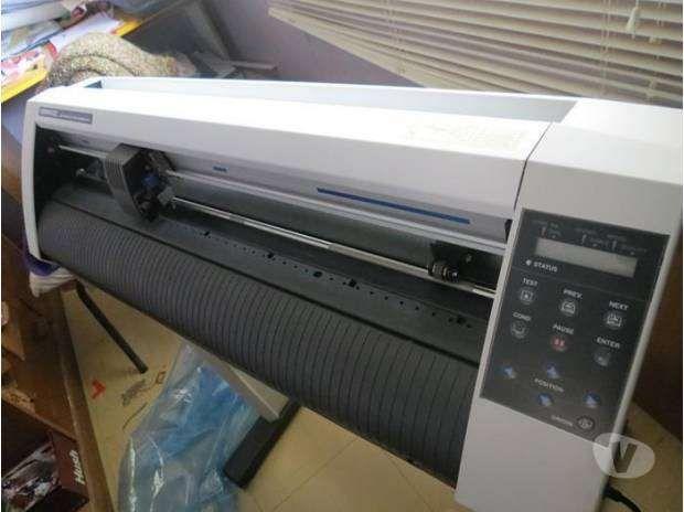 Vendo plotter de corte graphtec 5000-60 con sensor laser