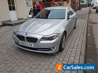 2013 BMW 520D Bi Turbo 181BHP Mot Sat Nav Leather Good Condition #bmw #biturbo #forsale #unitedkingdom