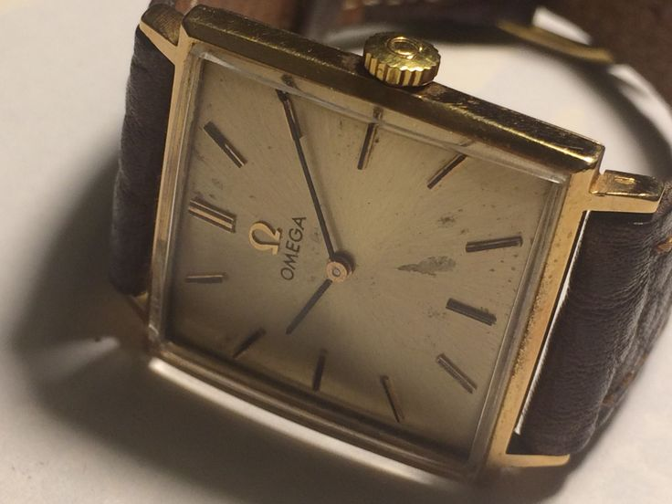 reloj omega de oro precio