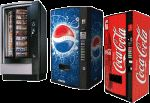 Below you will find PENNSYLVANIA Vending Machine Companies - they may offer these types of Free vending machines: Snack, Soda, Combos, Deli, Food, Healthy Vending, Micro Markets, Amusement Games, Repairs and more! Please contact these vending machine companies direct for more information about the