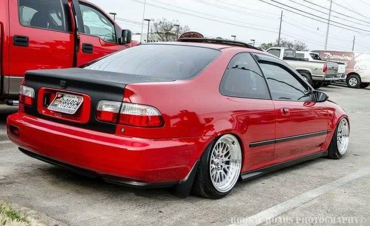 #Honda_Civic_LX #Stance #Slammed #JDM