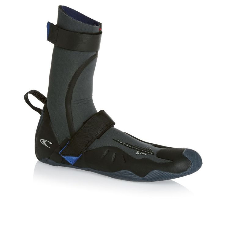 O'Neill Wetsuits - O'Neill Psychotech 5mm Round Toe Wetsuit Boots - Black
