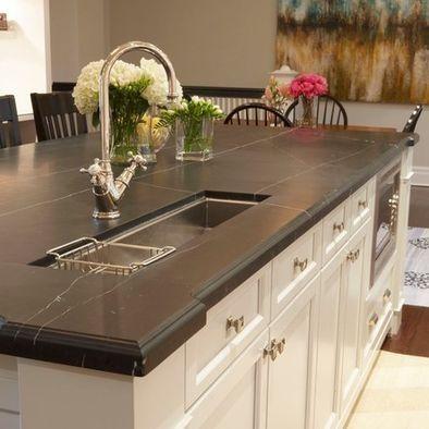136 best kitchen countertops / tile images on pinterest