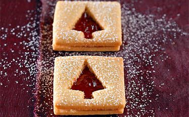Coconut shortbread biscuits - Better Homes and Gardens - Yahoo! New Zealand