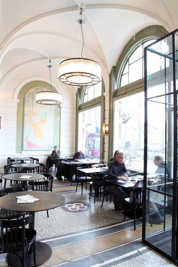 Café Restaurant De Ysbreeker. Weesperzijde 23 1091 EC Amsterdam