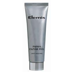 Elemis Papaya Enzyme Peel. Works like a face scrub but much better.