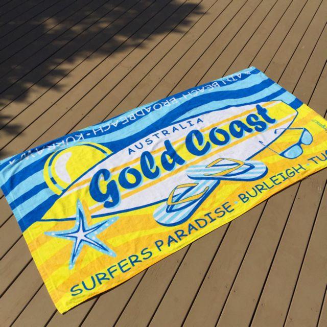 Gold Coast Beach Towel