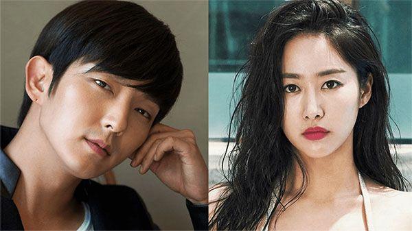 Lee Joon Gi and Jeon Hye Bin
