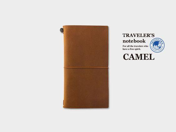 Traveler's Notebook Camel - € 49,90