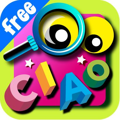 Wee Kids Wordsearch FREE #kids #app #colorful #education #ichildren #kid #preschool #book #menu #ipad #iphone #android #iOS #letters #words #alphabet #wordsearch #wordgames
