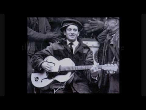 """""""Does Your Chewing Gum Lose it's Flavor on the Bedpost Overnight?"""" Lonnie Donegan."""