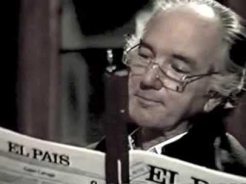"""Thomas Bernhard- Ein Widerspruch. """"Die Ursache Bin Ich Selbst"""" Madrid 1986"""