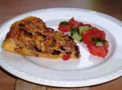 Eetlust!: Hartige taart 'Chili con carne'