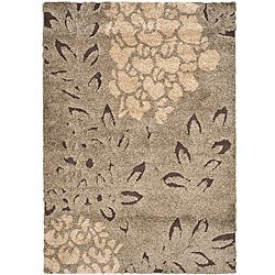 This Power Loomed Shag Rug Offers Luxurious Comfort And Unique Styling With  A Raised High Low Pile. High Density Polypropylene Pile Features A Smoke ...