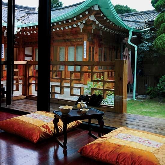 Hanok: Korea's Answer to Japanese Ryokan