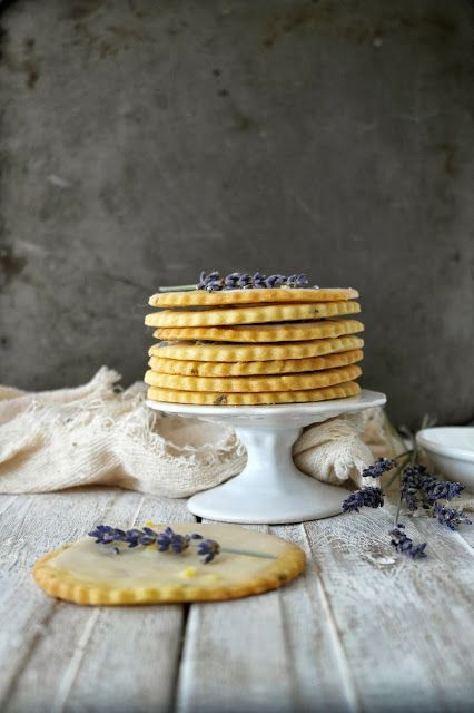 i love shortbread, i decided to make these really thin so they would just melt in the mouth. i combined lemon and lavender as i love those two flavours together, if you are not fond...Read The Post