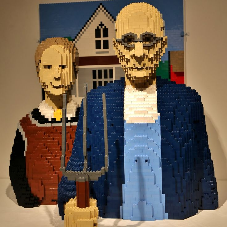 7 Of The Worlds Most Impressive Works Of Lego Art
