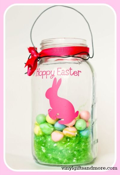 Super Saturday Crafts: Easter Jars