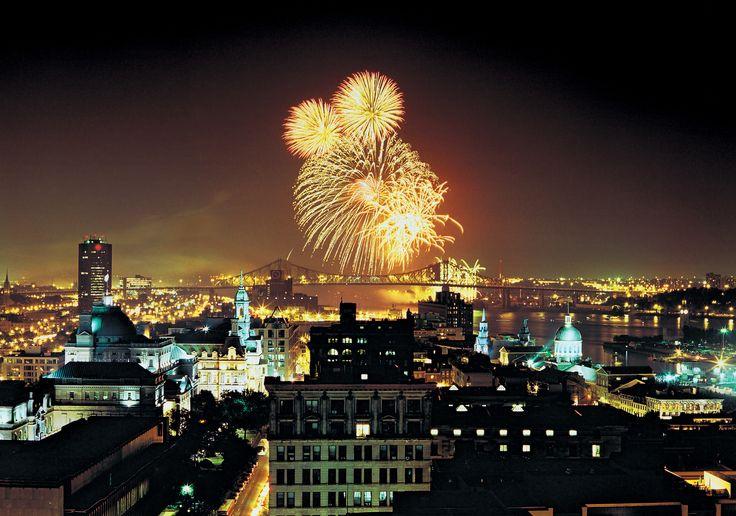Montréal international fireworks competition, L'international des feux Loto Quebec