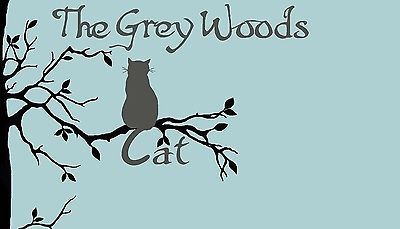 The Grey Woods Cat  Breyer Horses and Windstone Dragons and other cool figurative collectibles