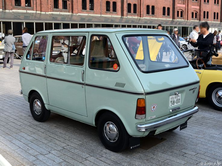 1971 Suzuki Carry Van