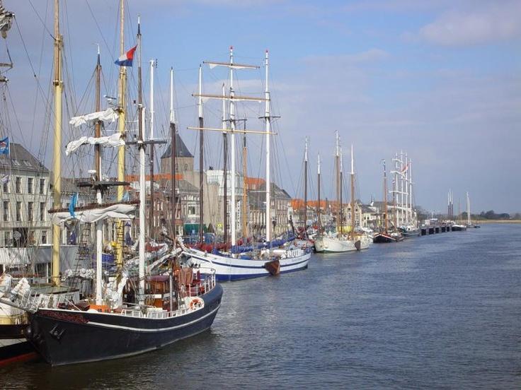Kampen, Holland