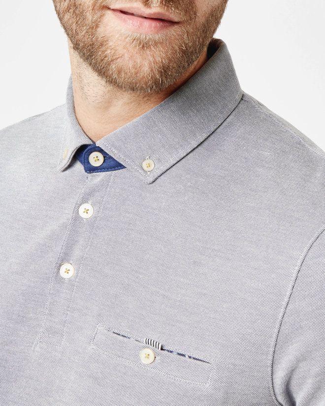 http://www.tedbaker.com/uk/Mens/Clothing/Tops-T-shirts/ABADABA-Oxford-polo-shirt-Navy/p/125846-10-NAVY