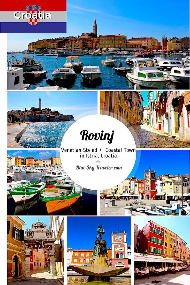 Don t travel read only one page st augustine rovinj croatia - Exploring Rovinj Croatia