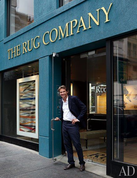 The Rug Company Opens A New Showroom In Midtown Manhattan
