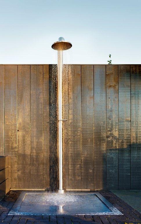 Meer dan 1000 idee n over badkamer planten op pinterest badkamer zee thema badkamer en - Deco kleine tuin buiten ...