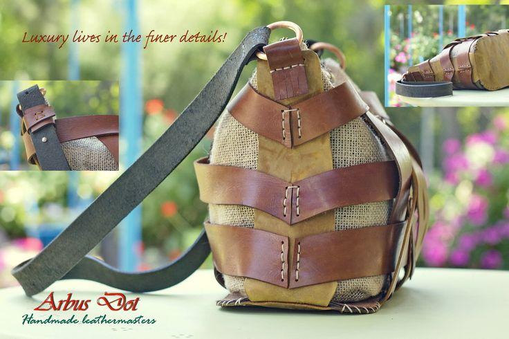 fine italian leather bag!
