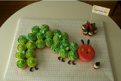 Cupcake taart