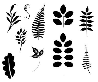 KLDezign les SVG: Et encore de la nature