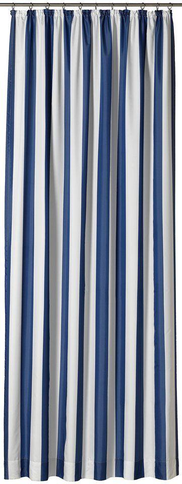 Vorhang »Duo«, Gardisette, Kräuselband (1 Stück) ab 44,09€. Blickdichter Stoff, Leicht glänzend, Leichte Qualität bei OTTO