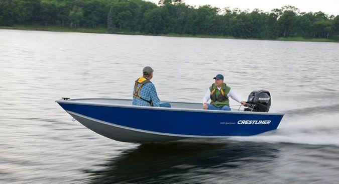 whitesmarine.com Crestliner 1450 Sportsman #WhitesMarineCenter #TeamWhitesMarine #Crestliner #CrestlinerBoats #TeamCrestliner #Boat #Boating #Luxury #Lifestyle #BoatLife