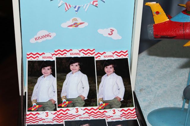 Oğlumun 3. yaşını kutlamak üzere küçük bir doğum günü partisi vermiştik ve parti detaylarını daha önce sizlerle paylaşmıştım. Afiş ve magne...