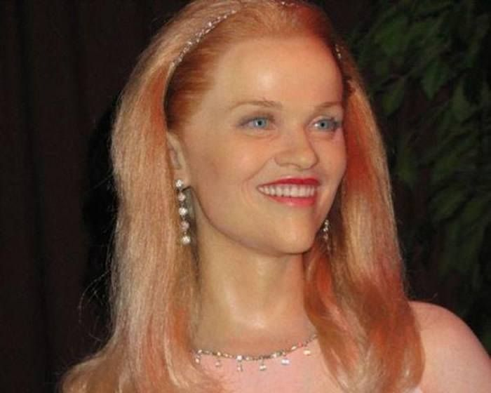 Reese Witherspoon  The 18 Most Bizarre And Scary Celebrity Waxworks You'll Ever See • Page 3 of 5 • BoredBug